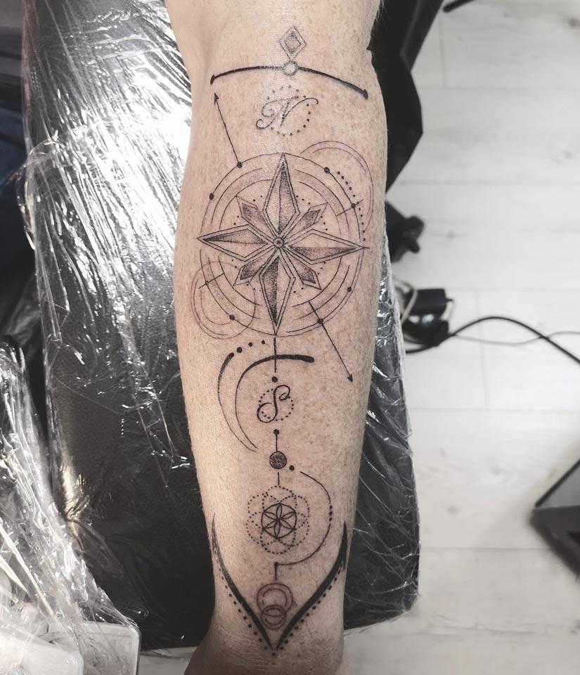 tattoo_compass_anker